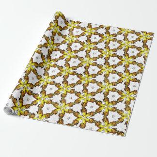 Kaleidocopia Wrapping Paper