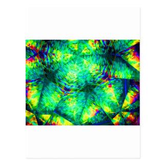 kaleidoscope 15 postcard