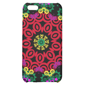 KALEIDOSCOPE 1 4 COVER FOR iPhone 5C