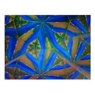 kaleidoscope 23 postcard