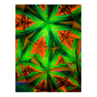kaleidoscope 29 postcard