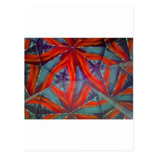 kaleidoscope 31 postcard