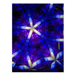 kaleidoscope 35 postcard