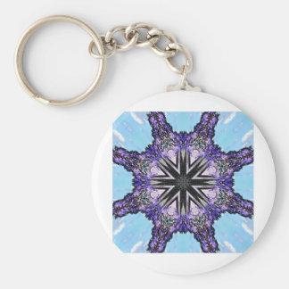 Kaleidoscope 4 keychain