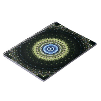 Kaleidoscope 5 notebook