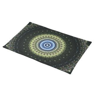 Kaleidoscope 5 placemat