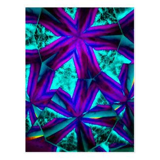 kaleidoscope 5 postcard