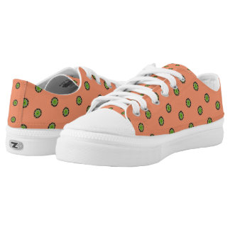 kaleidoscope abstract colorful trendy circle red b low tops