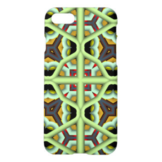 Kaleidoscope Abstract Multicolored Pattern iPhone 8/7 Case