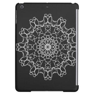 Kaleidoscope abstract pattern iPad air case
