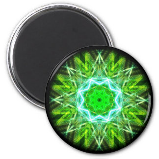 kaleidoscope abstract shape star eye iris science magnet