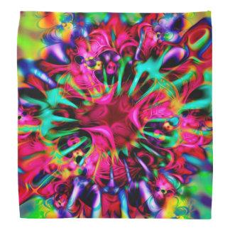 Kaleidoscope Apophysis Fractal Art - I Bandana