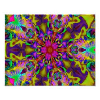 Kaleidoscope Apophysis Fractal Art - II Photograph