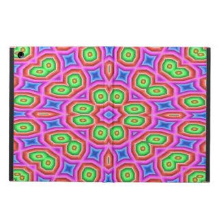 Kaleidoscope art iPad air case