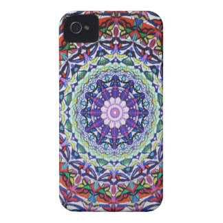 Kaleidoscope Barely There Case For Blackberry Bold iPhone 4 Case-Mate Case