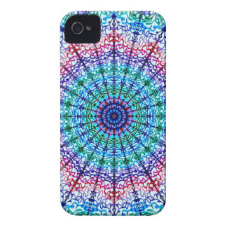 Kaleidoscope Barely There Case For Blackberry Bold iPhone 4 Cover