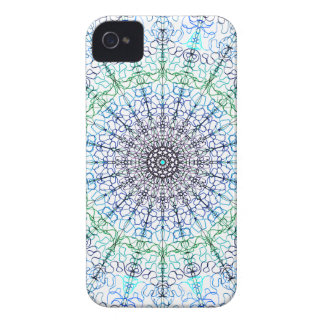 Kaleidoscope Barely There Case For Blackberry Bold iPhone 4 Covers