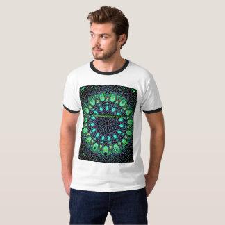Kaleidoscope by Liquidartz T-Shirt