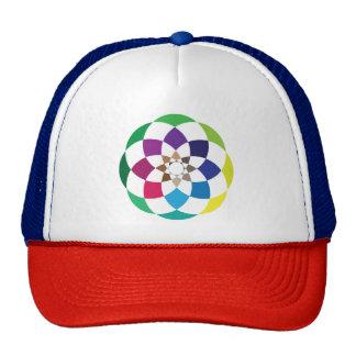 kaleidoscope cap
