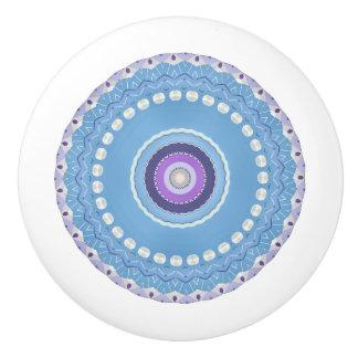 Kaleidoscope Ceramic Knob