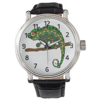 Kaleidoscope Chameleon Watch
