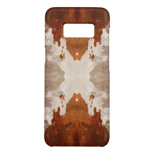Kaleidoscope Cow Hide Pattern Case-Mate Samsung Galaxy S8