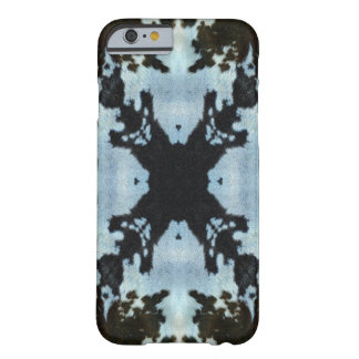 Kaleidoscope cow hide pattern iphone 6 case