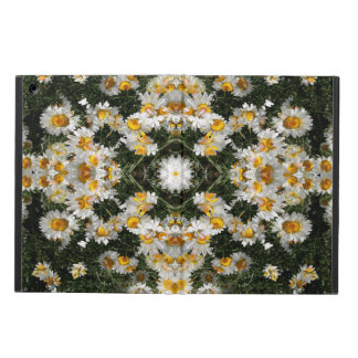 Kaleidoscope Daisies Case For iPad Air