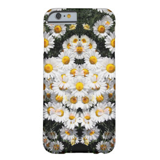 Kaleidoscope Daisies Pattern Barely There iPhone 6 Case
