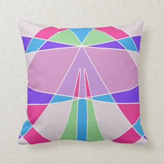 Kaleidoscope Design Abstract Artwork Cushion