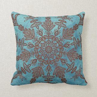 Kaleidoscope Design Cushion