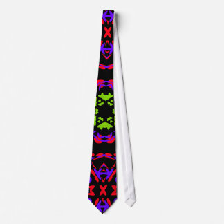 Kaleidoscope Design: Custom Tie / Necktie