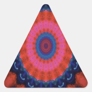 Kaleidoscope design image stickers