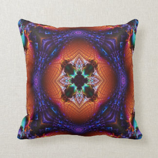 Kaleidoscope Design No 1185 Cushion