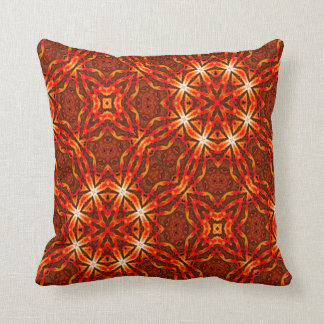 Kaleidoscope Design No 914 Throw Cushions