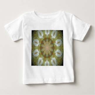 Kaleidoscope design product image-made with love tee shirts