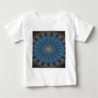 Kaleidoscope design product image-made with love t shirt