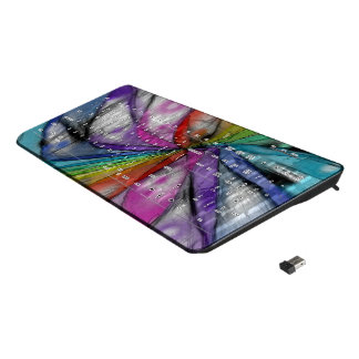 Kaleidoscope Dragonfly Wireless Keyboard