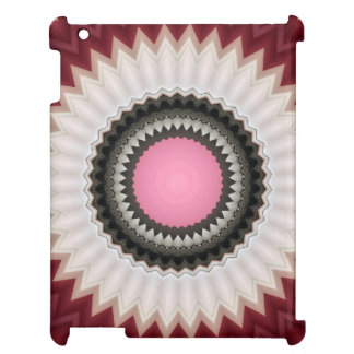 Kaleidoscope Floral Mandala in Slovenia: Ed. 211.7 iPad Cases