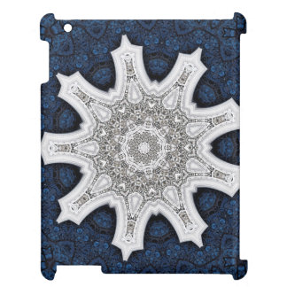 Kaleidoscope Floral Mandala in Vienna: Ed. 220.5 Cover For The iPad 2 3 4
