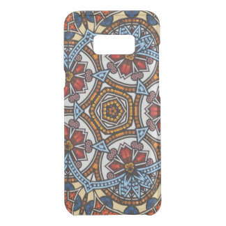 Kaleidoscope Floral Mandala in Vienna: Ed. 221.8 Uncommon Samsung Galaxy S8 Plus Case