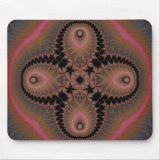 Kaleidoscope Fractal 518 Mouse Pad