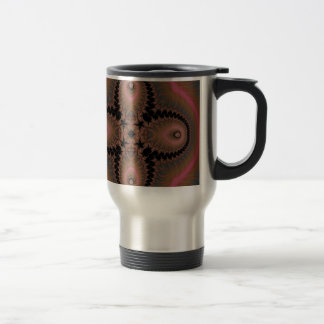 Kaleidoscope Fractal 518 Coffee Mug