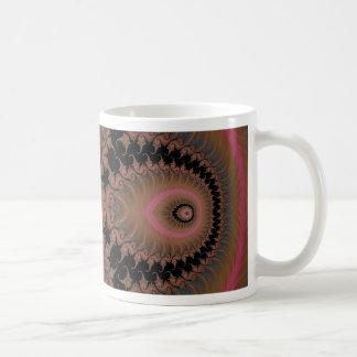 Kaleidoscope Fractal 518 Coffee Mugs
