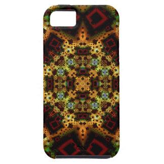 Kaleidoscope Fractal 555 iPhone 5 Cover