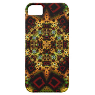 Kaleidoscope Fractal 555 iPhone 5 Covers