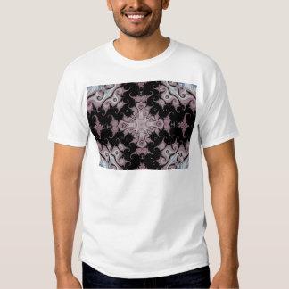 Kaleidoscope Fractal 587 T-shirts