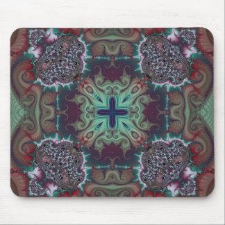 Kaleidoscope Fractal 592 Mouse Pad
