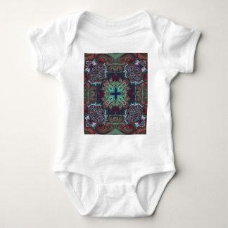 Kaleidoscope Fractal 592 T-shirt