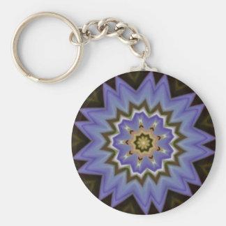 Kaleidoscope  Fun Key Chain